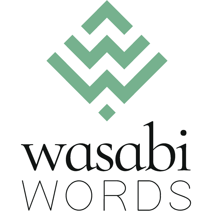 Logo for Wasabi Words